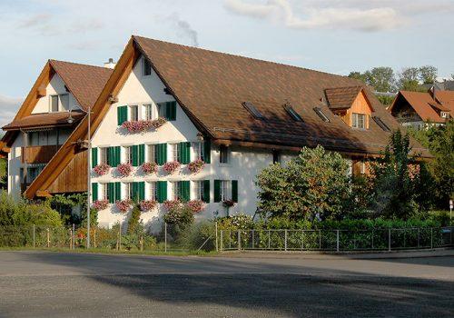 Centrála vo Švajčiarsku