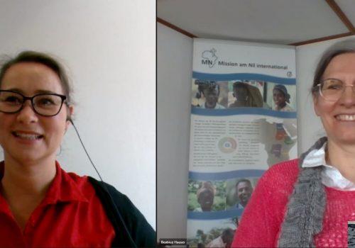 Online prezentácie - Bea und Karo