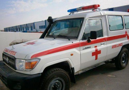 Ambulanz-Walga